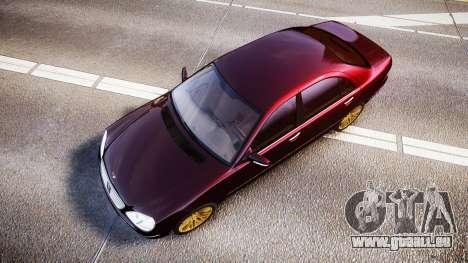 Mercedes-Benz S600 W220 für GTA 4 rechte Ansicht