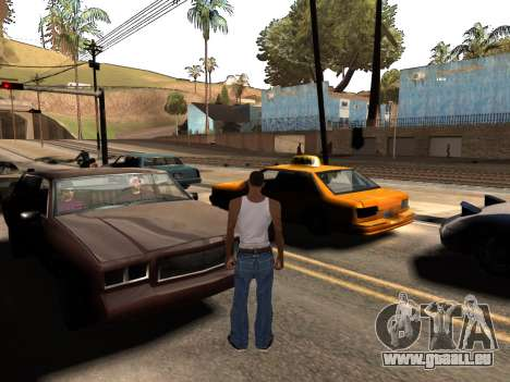 ENB pour de faibles PC par RonaldZX pour GTA San Andreas