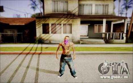 Ghetto Skin Pack für GTA San Andreas fünften Screenshot