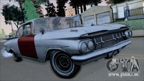 ClickClacks ENB V1 für GTA San Andreas siebten Screenshot