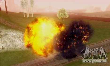 GTA 5 Effects pour GTA San Andreas