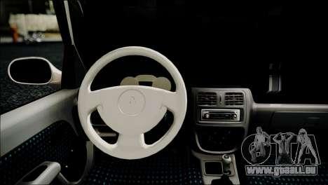 Renault Clio für GTA San Andreas rechten Ansicht