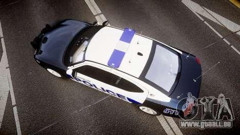 Dodge Charger 2006 Algonquin Police [ELS] pour GTA 4 est un droit