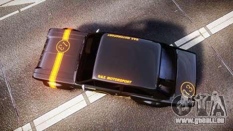 Ford Escort RS1600 PJ13 pour GTA 4 est un droit