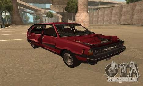FSO Polonez 1500 pour GTA San Andreas moteur