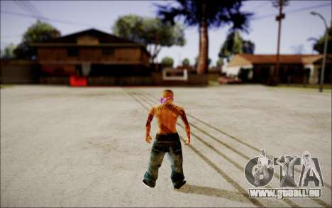 Ghetto Skin Pack für GTA San Andreas her Screenshot