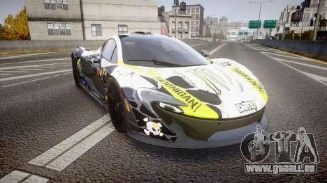 McLaren P1 2014 [EPM] Ken Block pour GTA 4