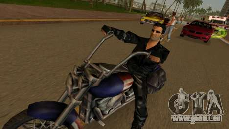 Tommi Black Skin pour GTA Vice City