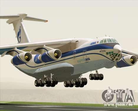IL-76TD Gazprom Avia für GTA San Andreas