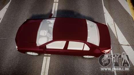 Iran Khodro Dena für GTA 4 rechte Ansicht
