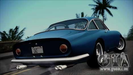 Ferrari 250 GT Berlinetta Lusso 1963 [HQLM] pour GTA San Andreas laissé vue