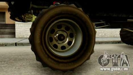 GTA 5 Vapid Sandking SWB pour GTA San Andreas laissé vue