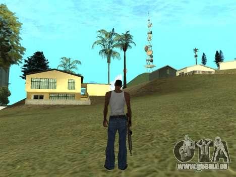 Pas Attaleia vue pour GTA San Andreas troisième écran