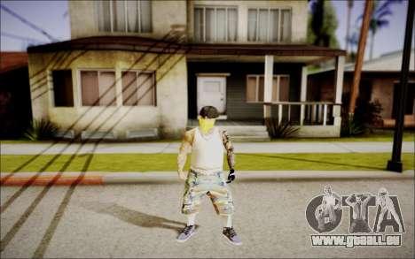 Ghetto Skin Pack pour GTA San Andreas