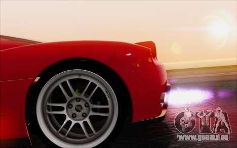 SA_nVidia: Edition Captures D'Écran pour GTA San Andreas sixième écran