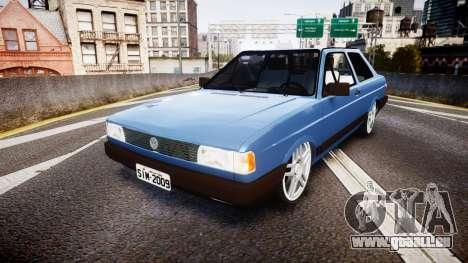 Volkswagen Voyage 1990 pour GTA 4