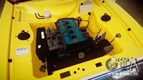 Ford Escort RS1600 PJ93 für GTA 4 Rückansicht