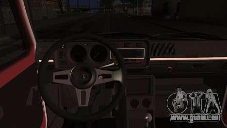 Volkswagen Golf Mk1 GTD pour GTA San Andreas vue de droite