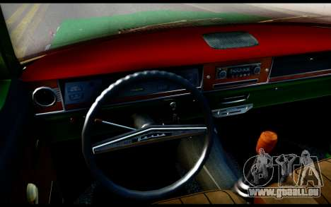 GAZ 24 Volga pour GTA San Andreas vue de droite