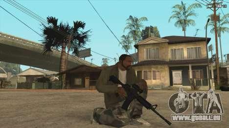 M4 из Killing Floor für GTA San Andreas