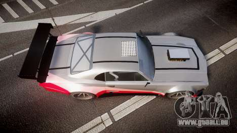 Declasse Sabre GT-R pour GTA 4 est un droit