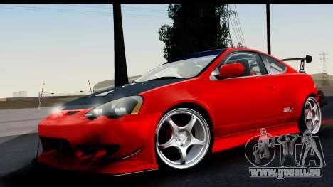 Honda Integra Type R Time Attack HQLM für GTA San Andreas