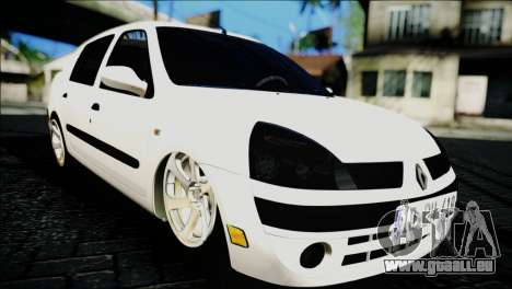 Renault Clio für GTA San Andreas
