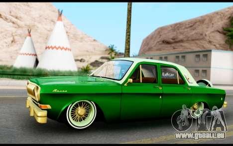 GAZ 24 Volga für GTA San Andreas