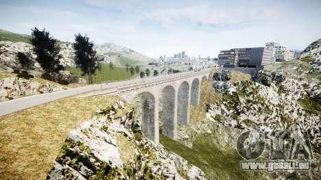 Karte der französischen Riviera v1.2 für GTA 4 neunten Screenshot