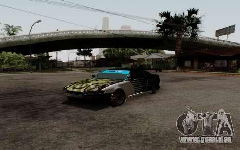 Nissan Silvia S15 v3 pour GTA San Andreas