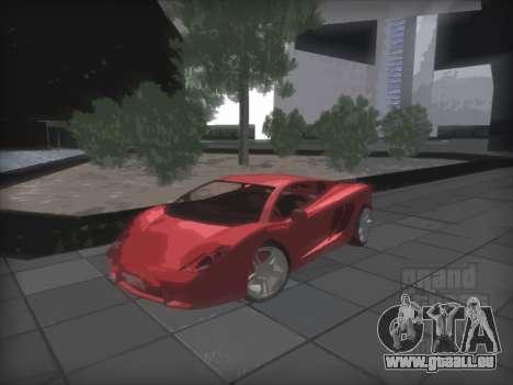 Neu laden Bildschirme für GTA San Andreas achten Screenshot