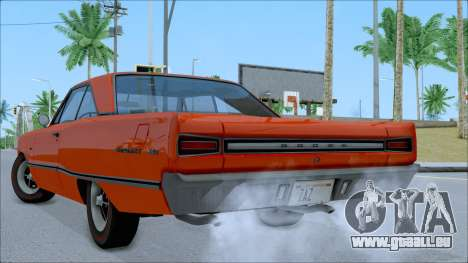ClickClacks ENB V1 für GTA San Andreas zweiten Screenshot
