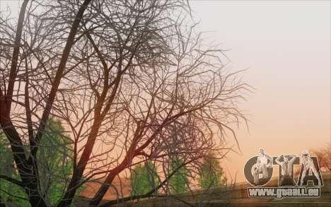 SA_nVidia: Edition Captures D'Écran pour GTA San Andreas deuxième écran
