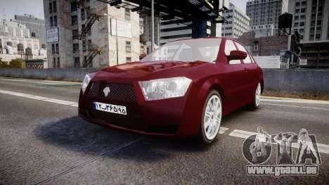 Iran Khodro Dena für GTA 4