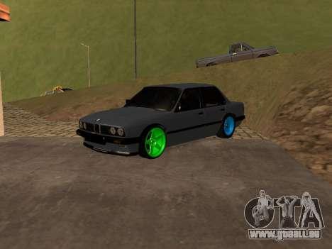 BMW M3 E30 Drift pour GTA San Andreas