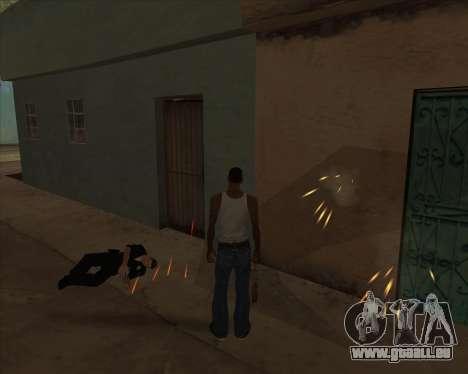 Einstellungen Ragdoll für GTA San Andreas her Screenshot