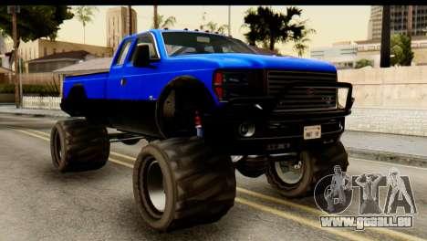 GTA 5 Vapid Sandking SWB IVF pour GTA San Andreas