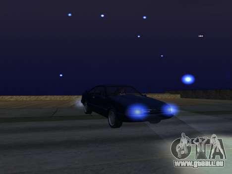 ENB pour de faibles PC par RonaldZX pour GTA San Andreas cinquième écran