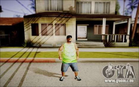 Ghetto Skin Pack für GTA San Andreas elften Screenshot