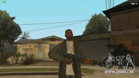AK47 из Killing Floor pour GTA San Andreas