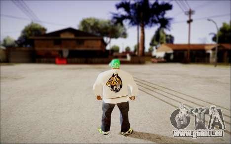 Ghetto Skin Pack pour GTA San Andreas septième écran
