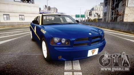 Dodge Charger West Virginia State Police [ELS] für GTA 4