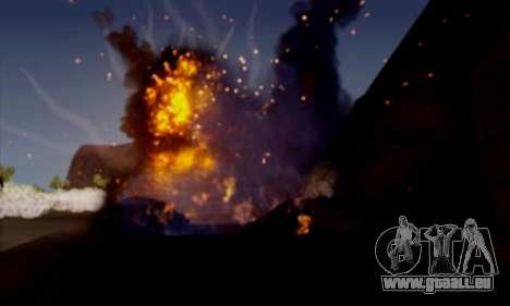 GTA 5 Effects pour GTA San Andreas quatrième écran