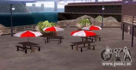 ENB pour ordinateurs faibles pour GTA San Andreas sixième écran
