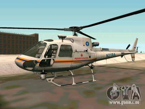 Bo 105 EMERCOM de Russie pour GTA San Andreas