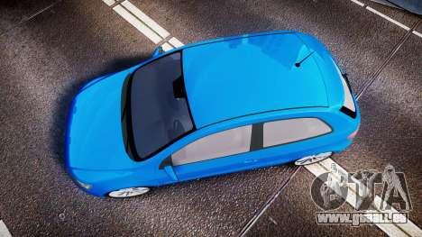 Volkswagen Gol G6 iTrend 2014 rims2 für GTA 4 rechte Ansicht