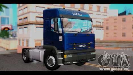 Iveco Eurotech (No Snow) pour GTA San Andreas