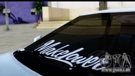 Elegy S14 für GTA San Andreas Rückansicht