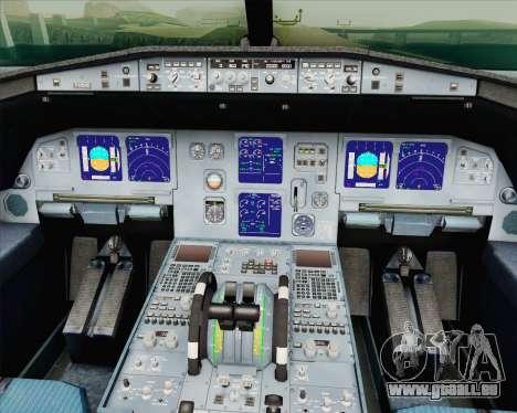 Airbus A321-200 Vorona Aviation pour GTA San Andreas vue de droite