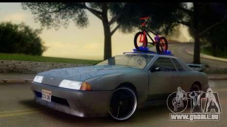 New Elegy Editons pour GTA San Andreas